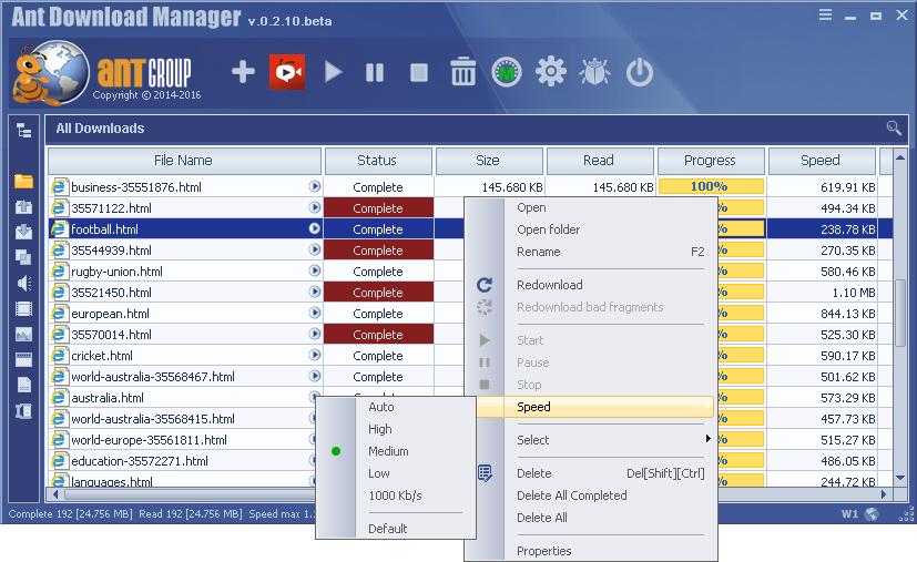 Ant Download Manager Pro Crack - AZcrack.org