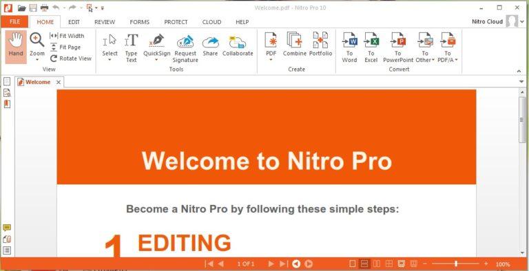 Nitro Pro Enterprise Crack - AZcrack.org