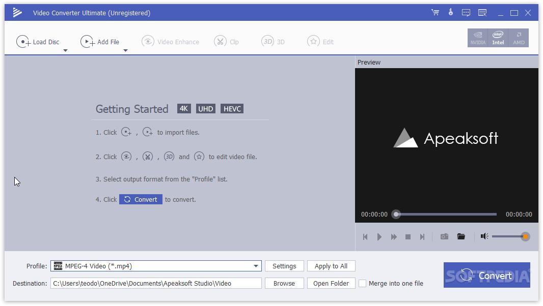 Apeaksoft Video Converter Ultimate Crack - AZcrack.org