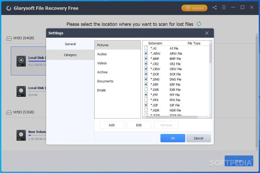 Glarysoft File Recovery Pro Crack - AZcrack.org
