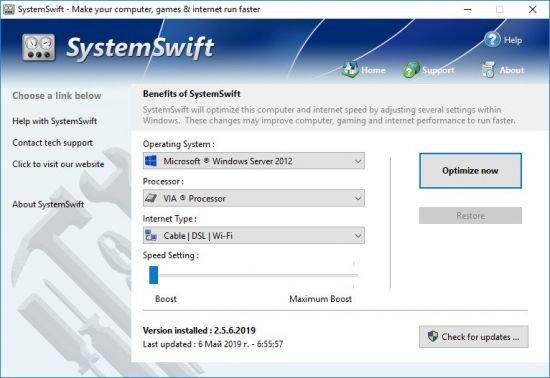 PGWARE SystemSwift Crack - AZcrack.org