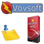 VovSoft Vov Sticky Notes-AZcrack.org
